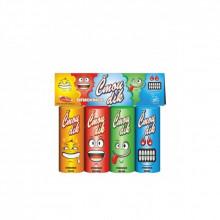 Цветной дым комплект из 4 цветов (СмоДик)
