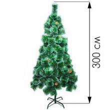 Новогодняя елка 300 см высокого качества